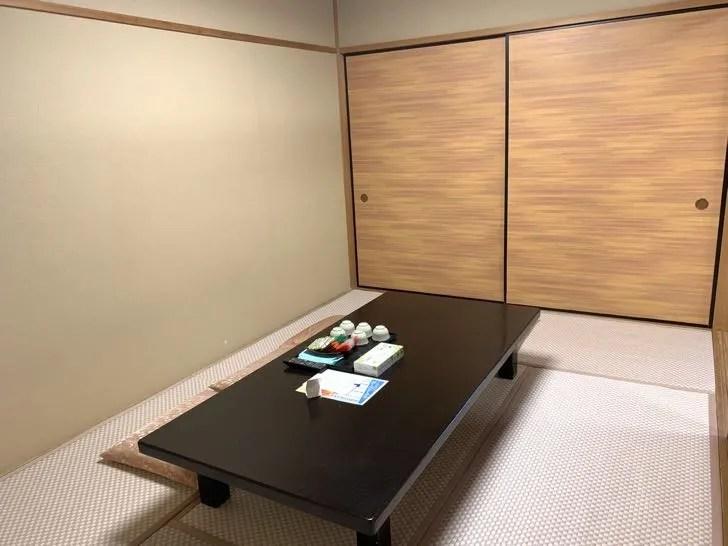 ニューフジヤホテルのもうひとつの部屋