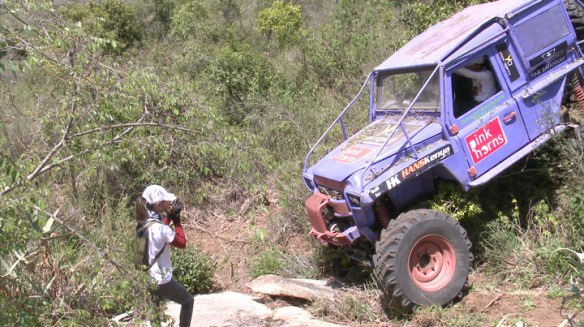 Team Pink Horn will be making their debut at this year's Rhino Charge. [Photo/Pink Horn]