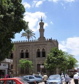 Khandizara Mosque (1920)