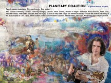 Planetary Coalition Album artwork 1