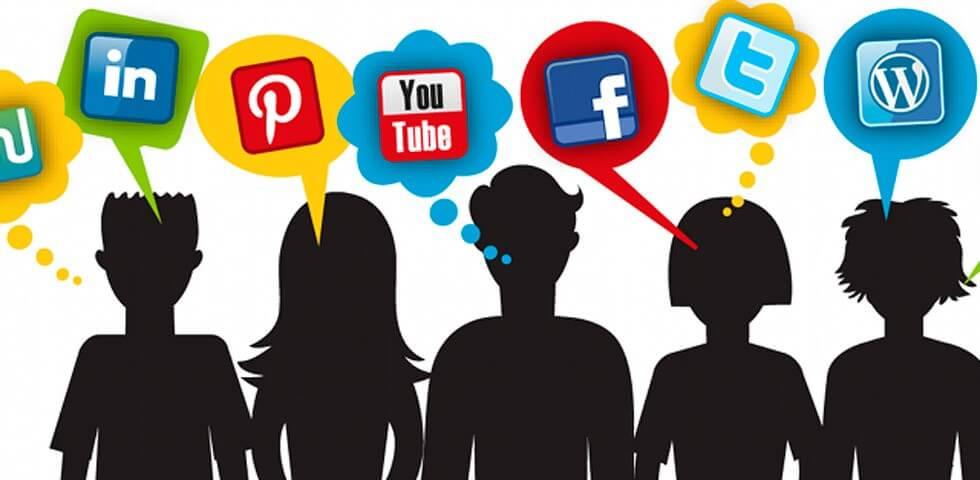 coisas interessantes sobre redes sociais