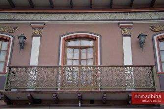 Windows in CUenca, Ecuador