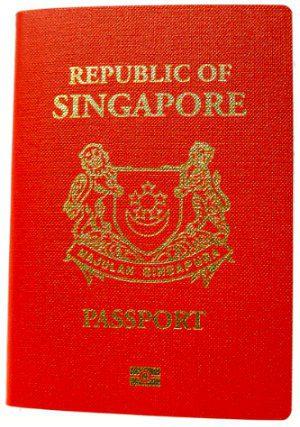 Singapore second citizenship