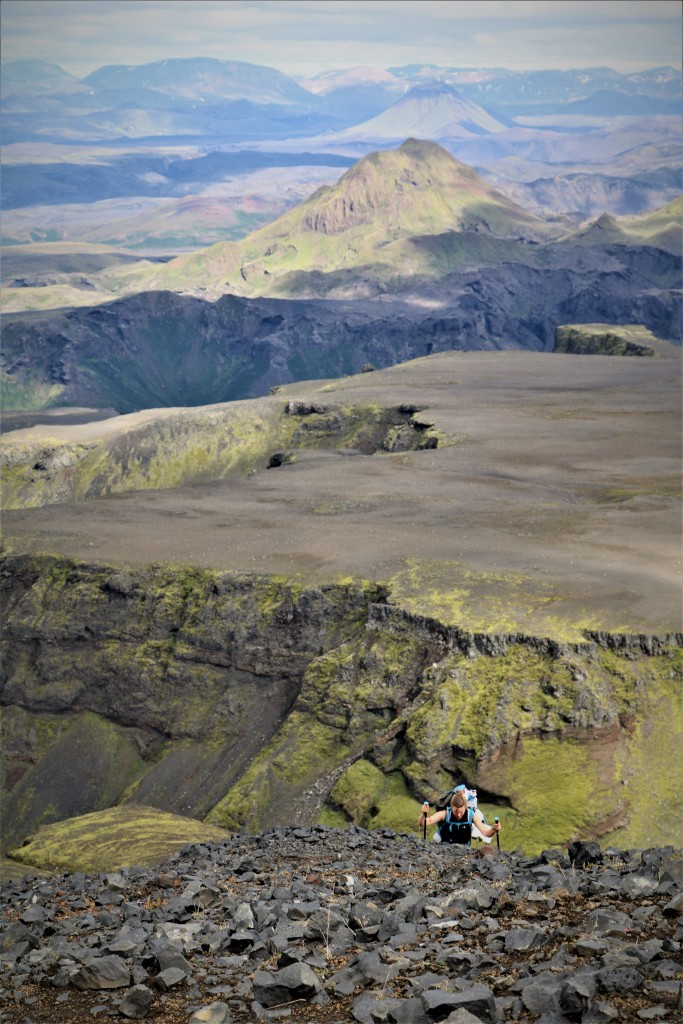 Le Trek Du Laugavegur En Islande Nomade