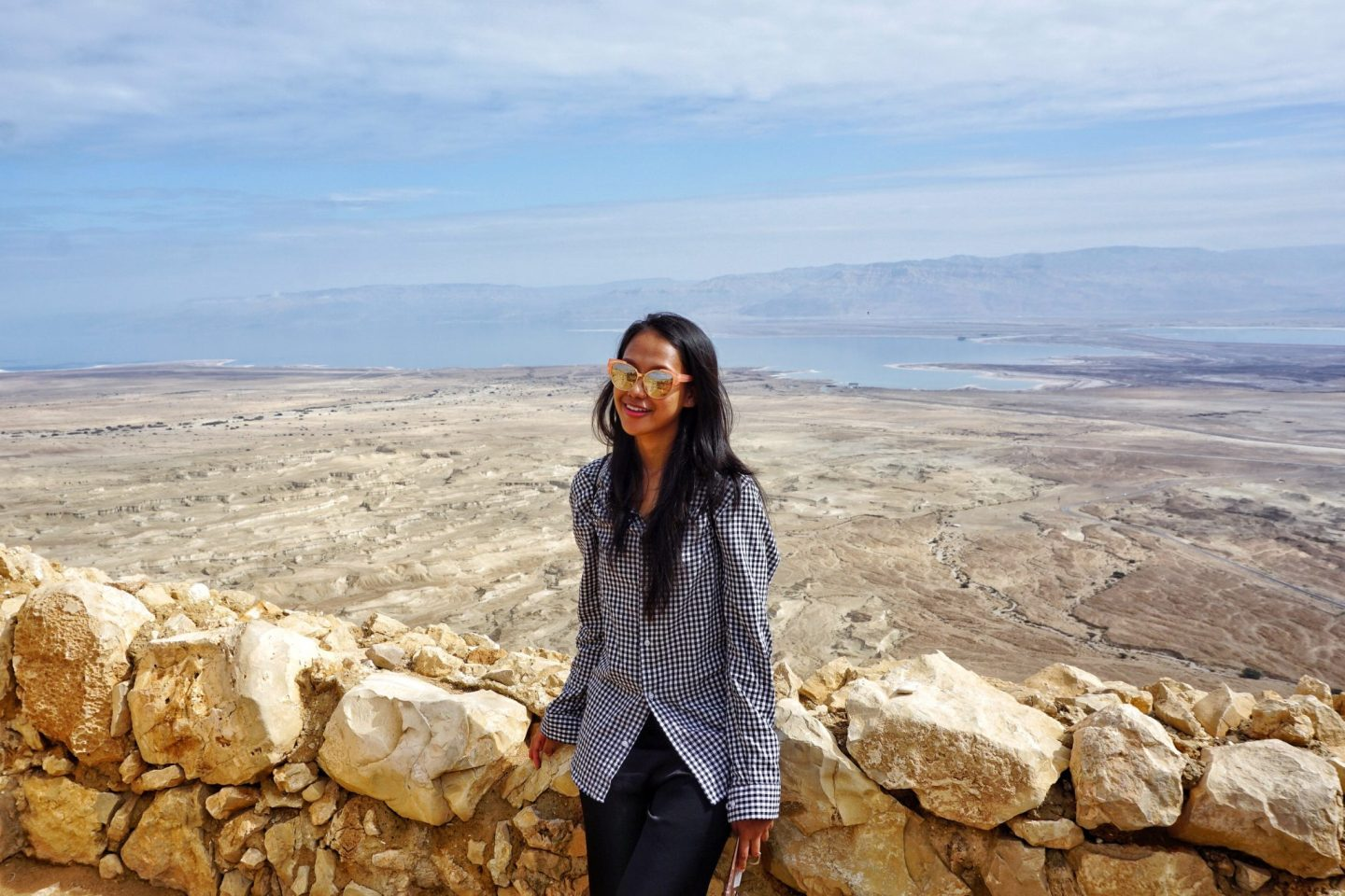 Visiting Masada and Ein Gedi Nature Reserve
