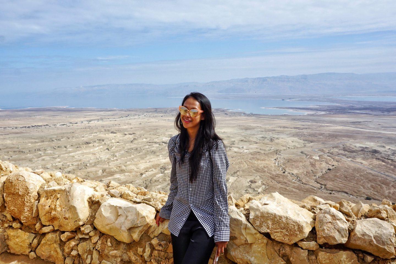 Visiting Masada and Ein Gedi Nature Reserve