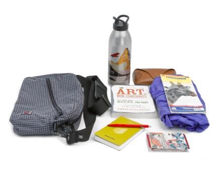 Packing Cube Shoulder Bag