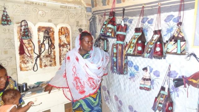 Boutique Femmes Iferouanes