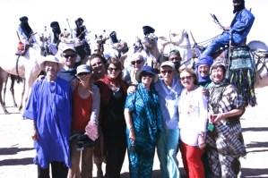 Grand Opening Festival for Tamesna Center for nomadic life
