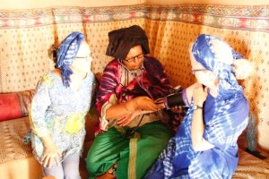Traditional birth attendant and Healthcare Training