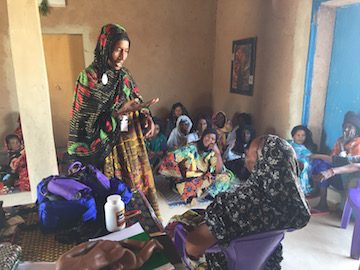New Mission to Niger–Fall 2018
