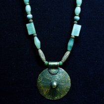 Roman antique glass