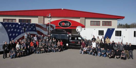 Nomad GCS Employees