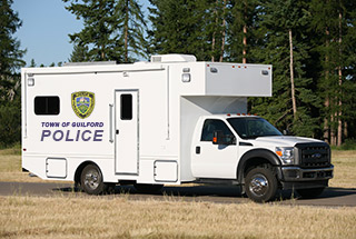 Guilford Police Mobile Commmand