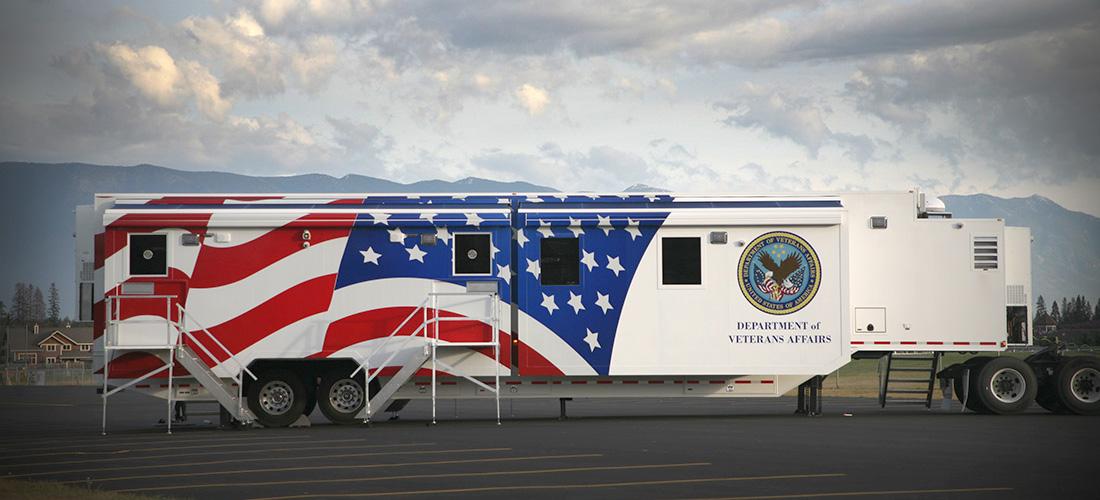 Veterans Affairs Mobile Pharmacy