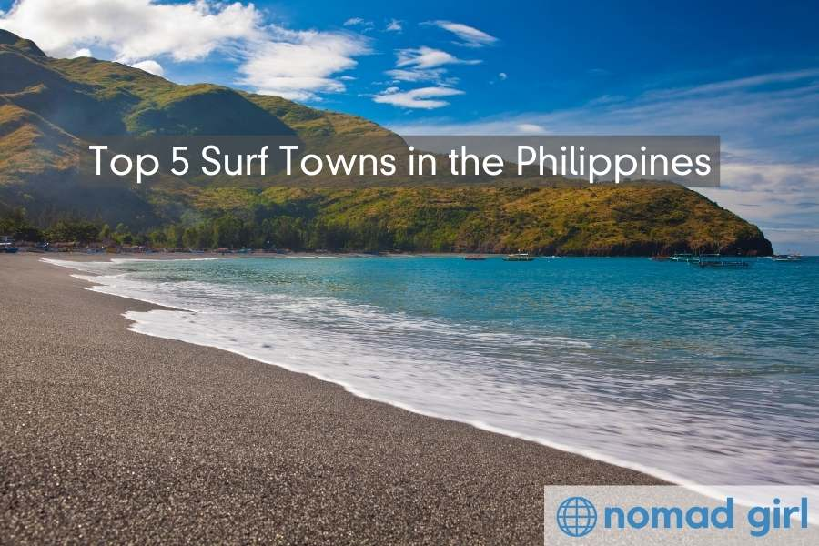 Top 5 Surf Towns in the Philippines – Ride Those Waves