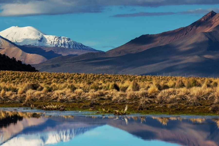 Adjust To The Altitude Bolivia