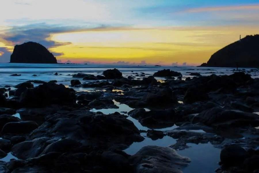 Baler beach