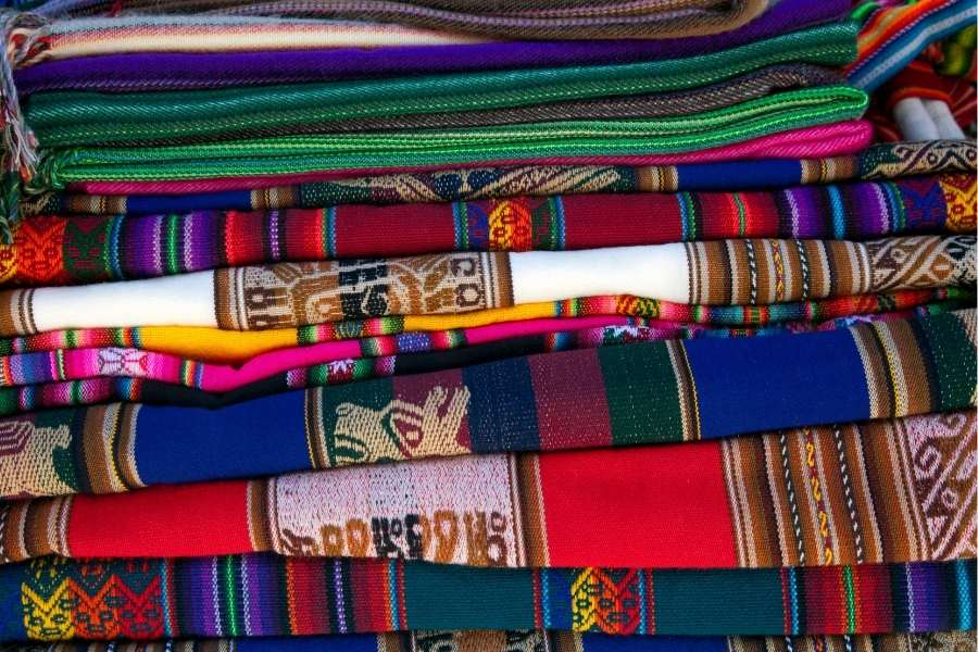 Bolivia handicraft