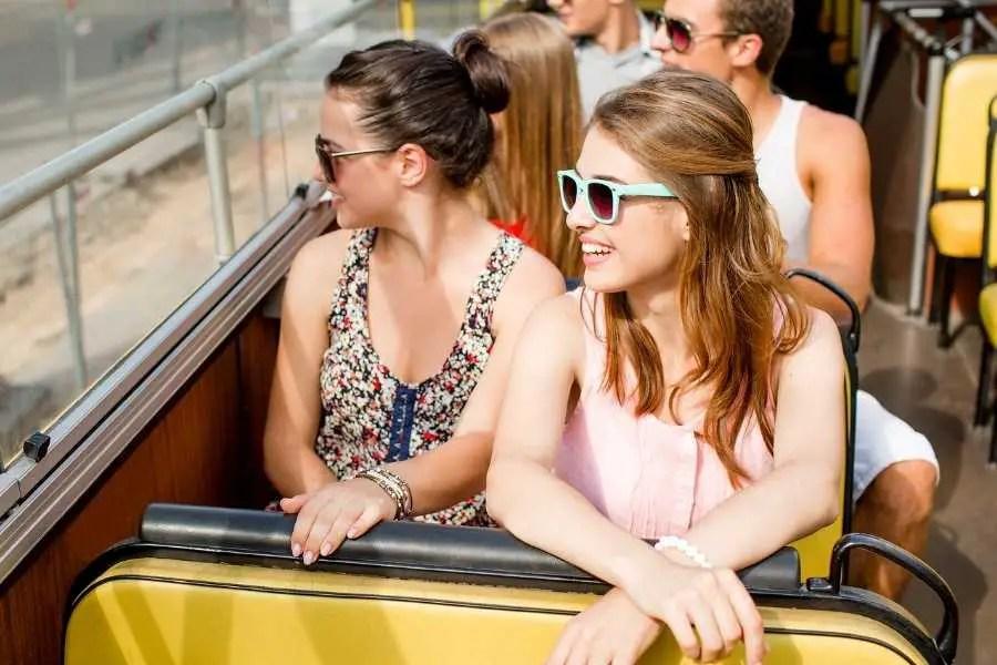 City Sightseeing Toronto bus tour