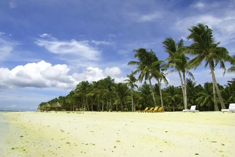 Travel Guide to Bohol - Bohol Beach Philippines