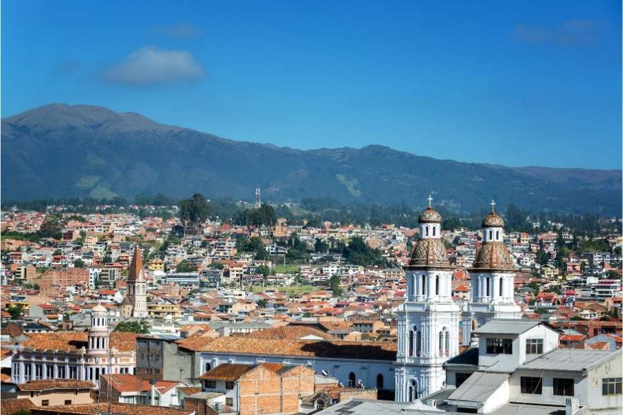 9 Places In South America You HAVE To See - Cuenca ecuador