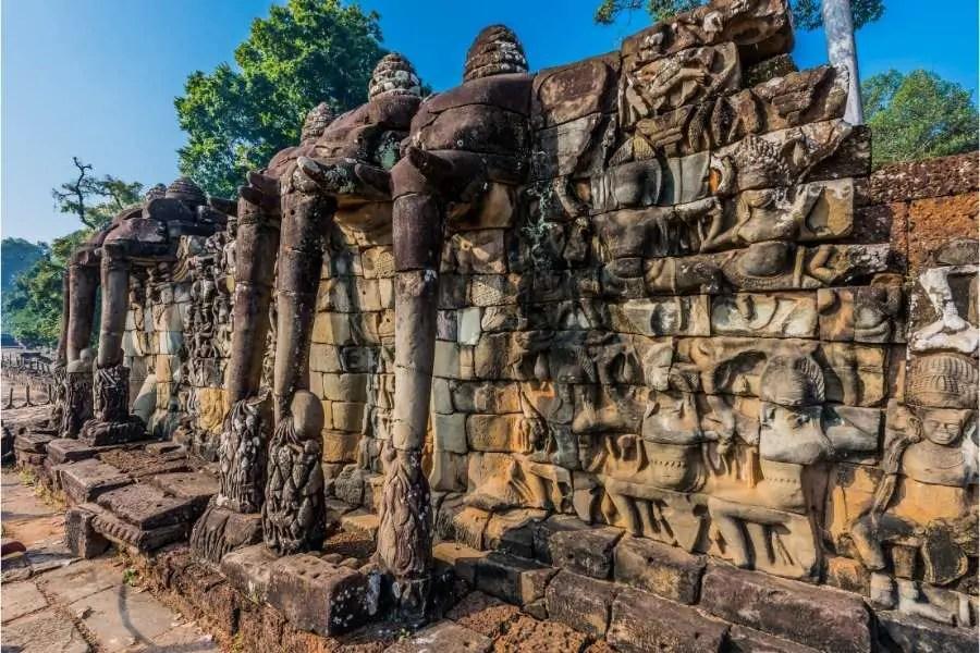 Elephant Terrace Cambodia