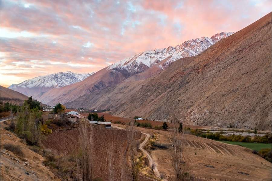 9 Places In South America You HAVE To See - Elqui Valley Chile