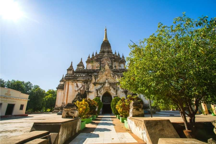 Gawdawpalin Temple