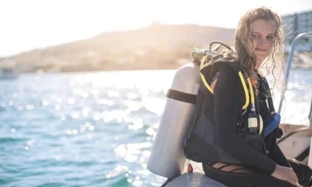 How I Became A Diving Instructor