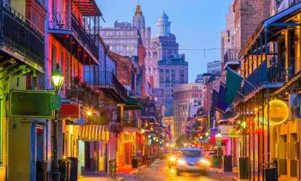 A Trip To New Orleans With Family