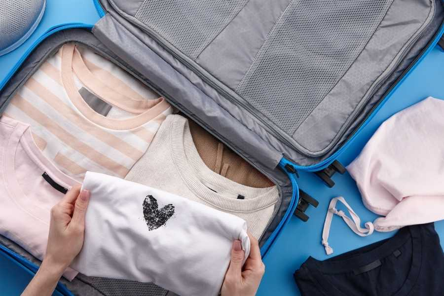 Packing Cubes - How To Fit Everything Into Your Case