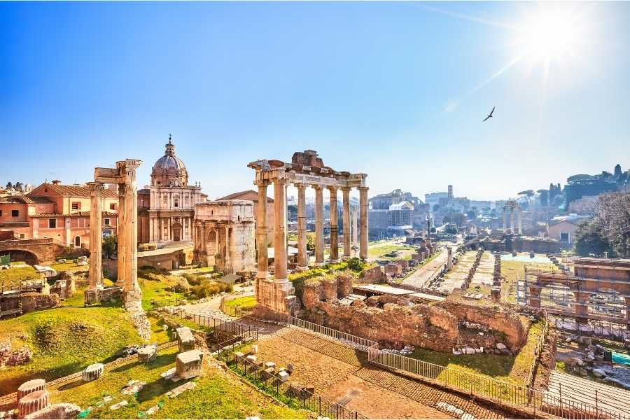 Places To Visit In Rome - Roman Forum