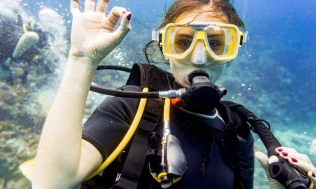 What It's Like Working As A Scuba Diving Instructor