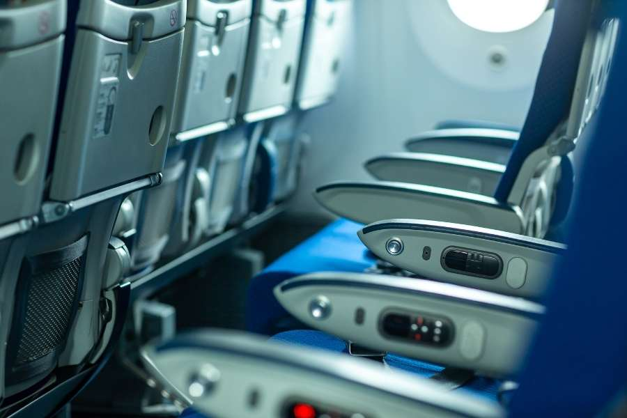 Surviving Long Hours Air-Travel in Economy Class