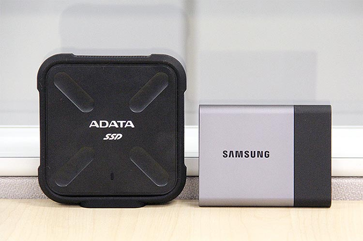 The Adata SD700