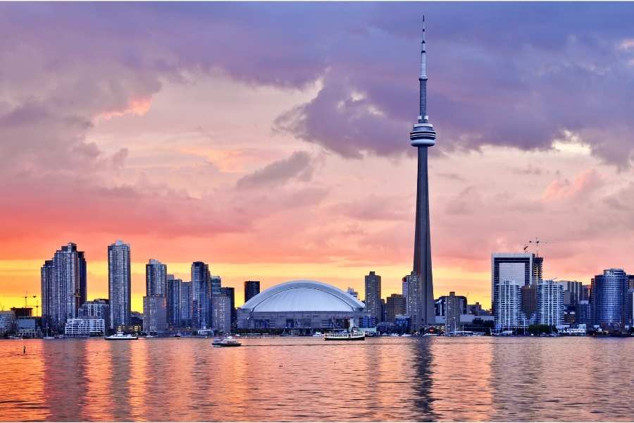 Top places to visit in Ontario