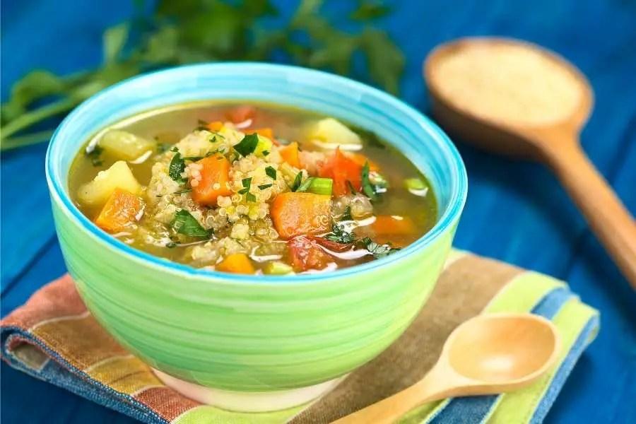 quinoa soup