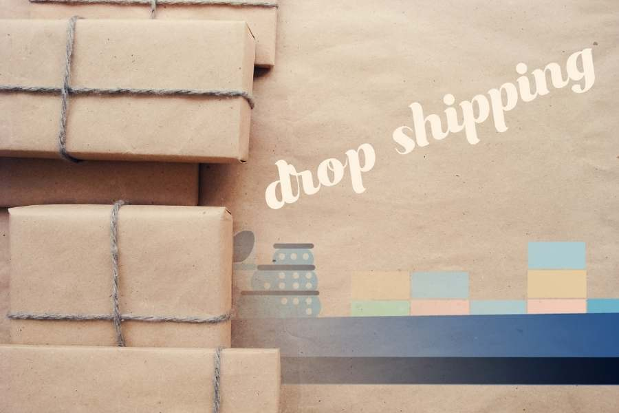 Making Money Online While Traveling - Drop shipping