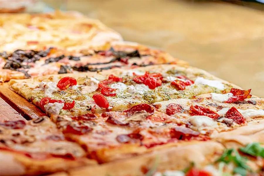 Cheapskate Guide To Rome - Pizza al Taglio