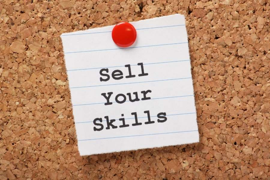 Raise funds for travelling -  Sell your skills