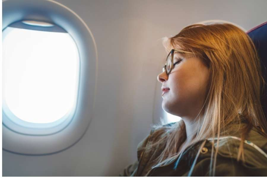 How to Actually Get Some Sleep on a Plane