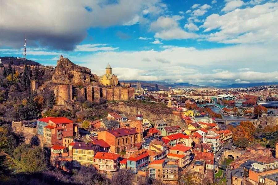 Tbilisi Georgia Digital Nomads Destination
