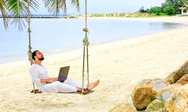 7 Surprising Statistics About Digital Nomads