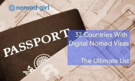 32 Countries With Digital Nomad Visas Around The World