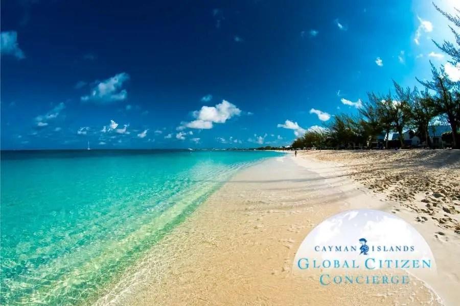 Cayman Islands Global Citizen Concierge - Digital Nomad Visa for Remote Working