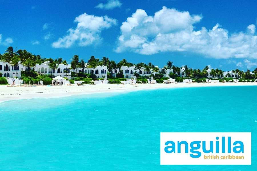 Work From Anguilla Program - Digital Nomad Visa for remote worker