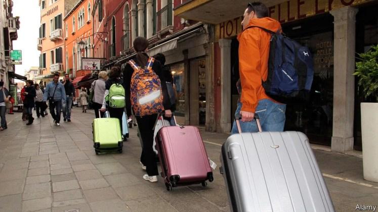 problema bagajelor in calatorii
