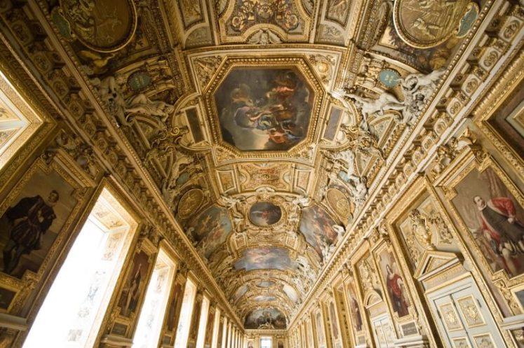 Galeria apollon din Luvru