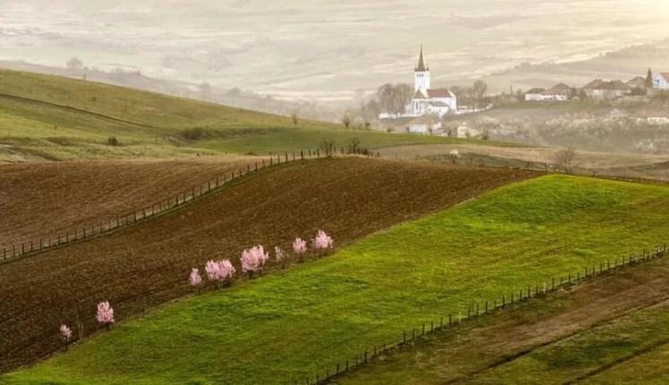 Biserica de sat din Romania nestiuta